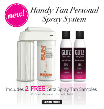 Handy Tan Personal Spray System